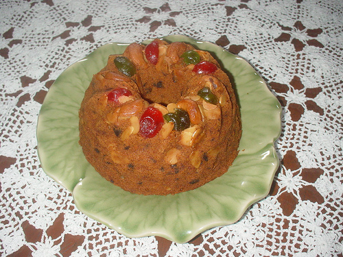 On the Eleventh Day of Christmas Recipes: Fruitcake