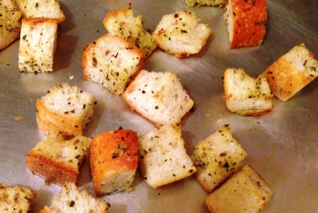 Croutons (1)