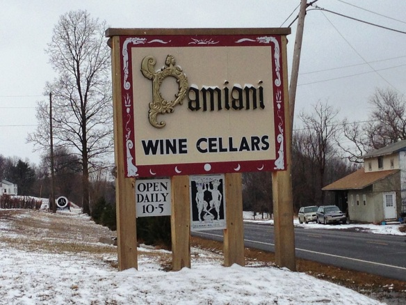 If you only visit one winery, Damiani Wine Cellars is it!