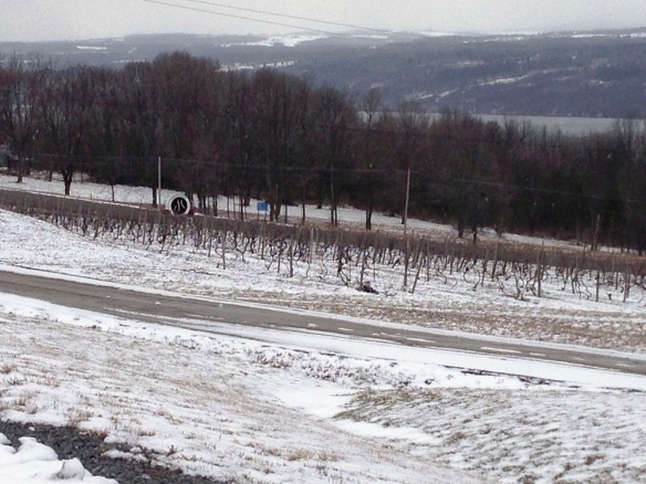 Winter in Wine Country means no crowds and plenty of time to chat with the winemakers