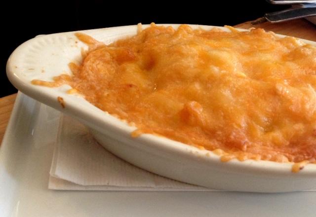 Perfectly Crusted Mac & Cheese