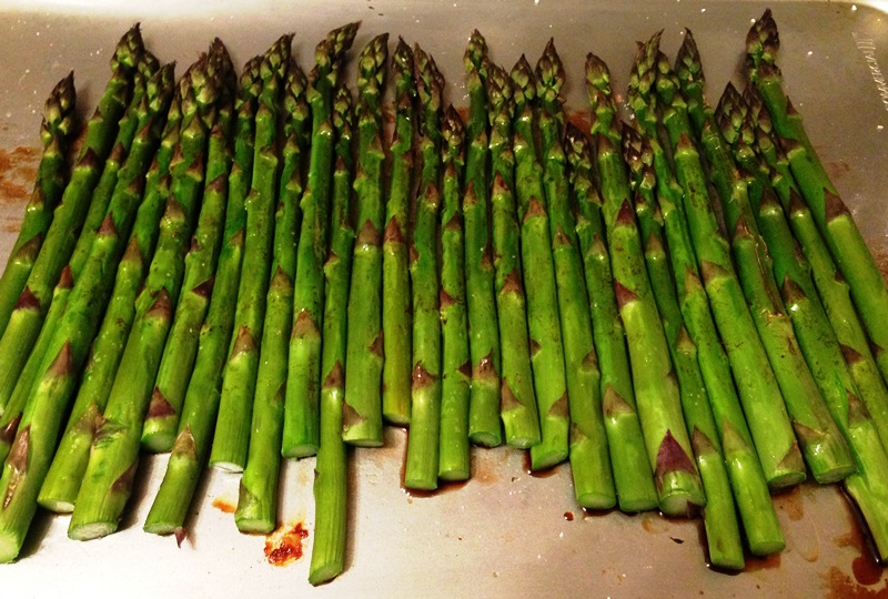 Roasted Asparagus (2)