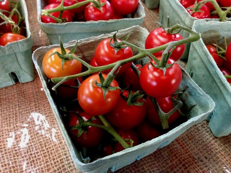 Vine-Ripe Cherry Tomatoes