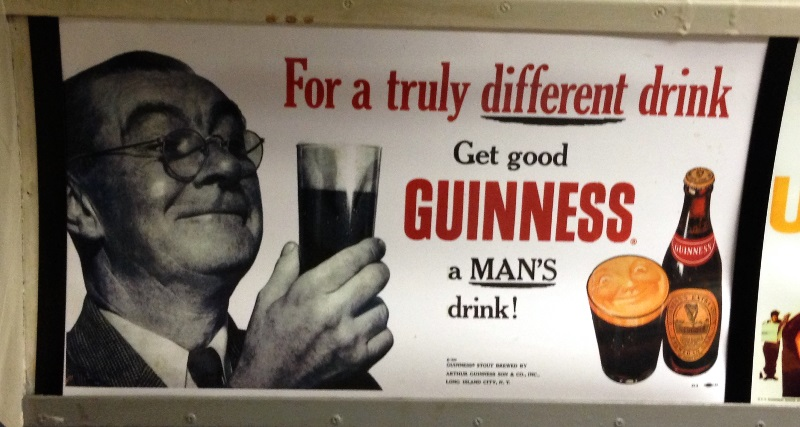 A MAN's Drink!