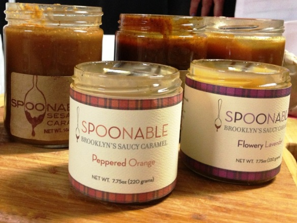 Caramel sauce anyone? From Spoonable, LLC.