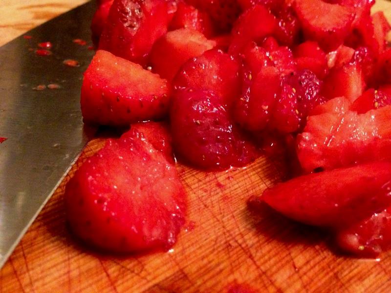 Strawberry Vinegar (3)