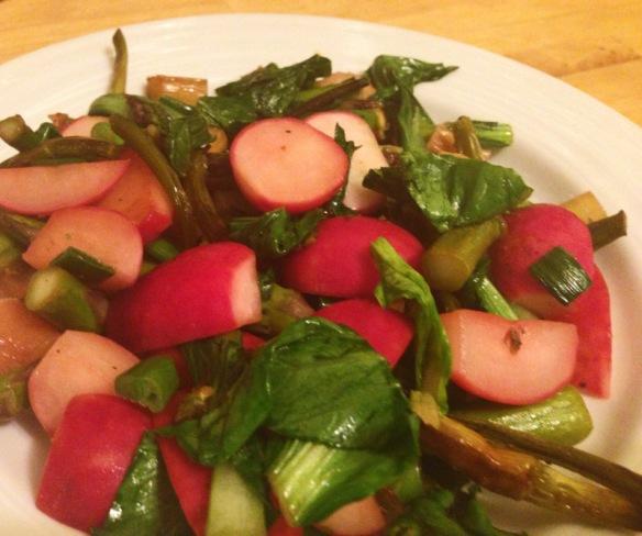 Warm Spring Salad (1)