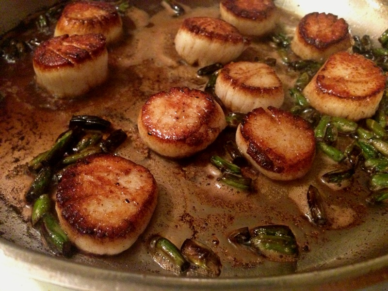 Scallops & Scapes (2)