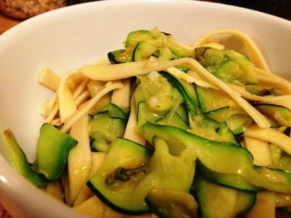 Zucchini & Pasta (5)