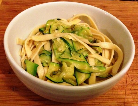 Zucchini & Pasta