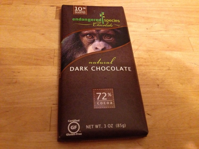 Never go wrong with chocolate!