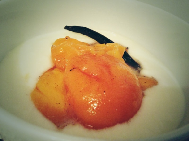 Vanilla Bourbon Peaches (2)