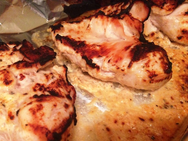 Char Broiled Chicken