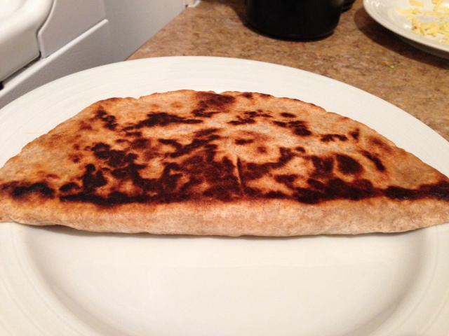 Chrizo Quesadilla (2)