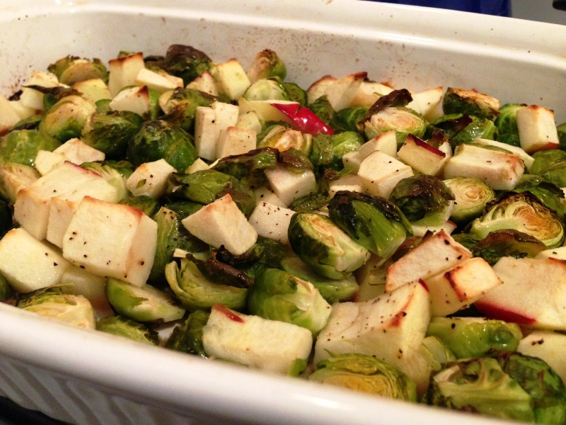Apples & Brussels Sprouts (1)