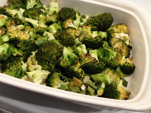 Roasted Broccoli Soup (3)