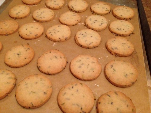 Rosemary Lavender Shortbread (3)