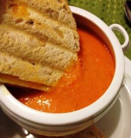 Rosemary Tomato Soup 1