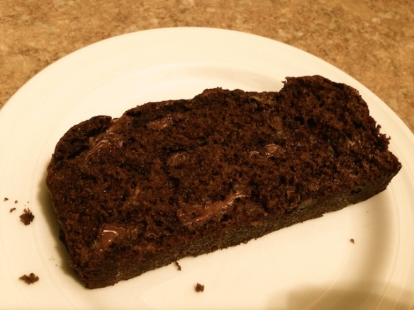 2X Chocolate Banana Bread 2