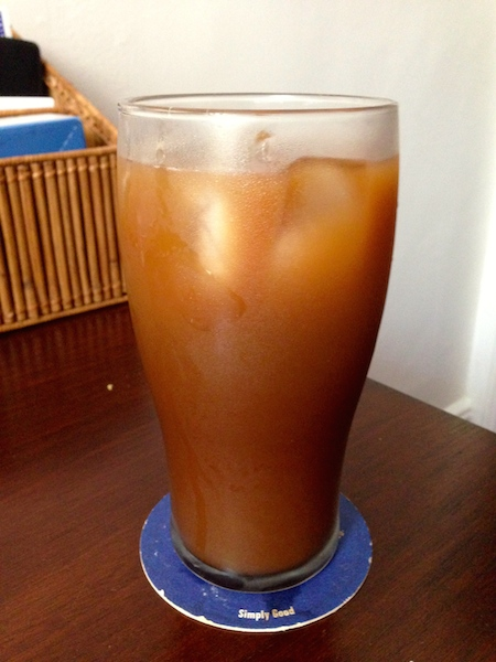 Cold Brew Coffee Drink