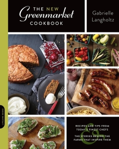 The New Greenmarket Cookbook