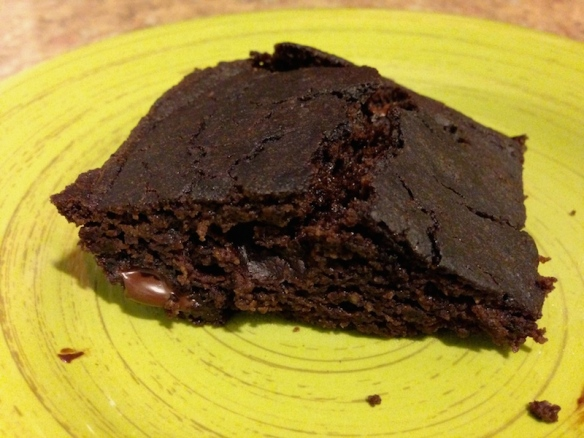 Black Bean Brownies 1