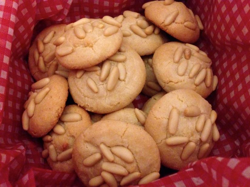 Pignoli Cookies