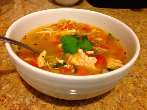 Feel Better Soup